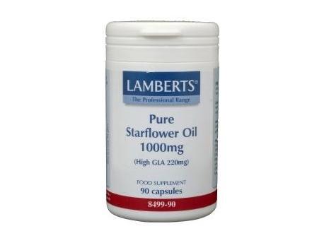 Lamberts Pure Star Flower oil aps 90vc