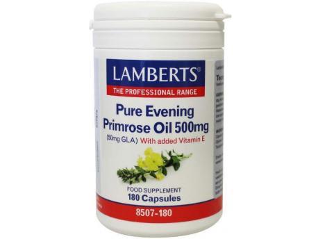 Lamberts Evening Primrose 500 180vc