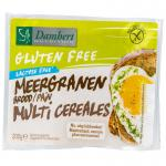Damhert multigrain gluten-free bread 200g