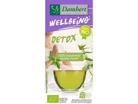 Damhert Tea time brandnetelthee 20st