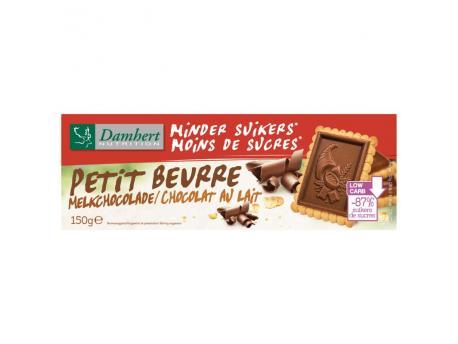 Damhert Petit beurre milk sugar-free 150g