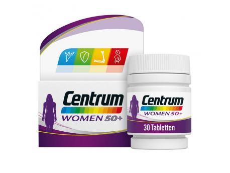 Centrum Women 50+ advanced 30tab