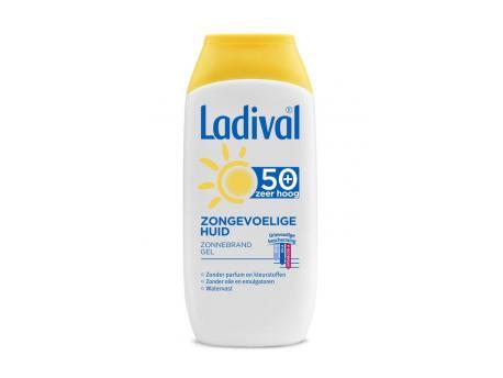 Ladival Sun sensitive skin SPF 50+ 200ml