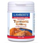 Lamberts Turmeric 10,000mg 120tab