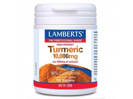 Lamberts Turmeric 120tab