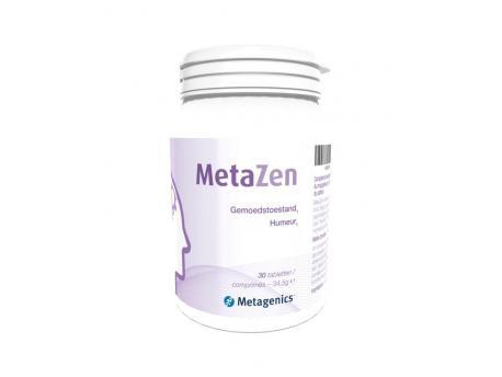 Metagenics Metazen 30tab