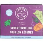Your Organic Nature Your Organic Nature Heldere groentebouillon zoutarm 60g