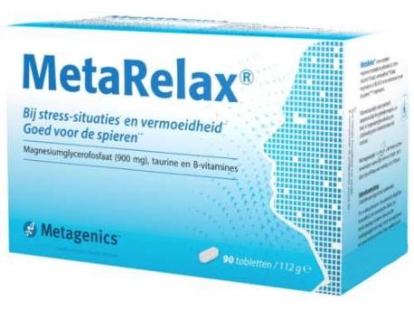 Metarelax Metagenics 90tab