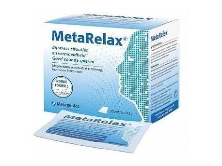 Metagenics Metarelax 20st