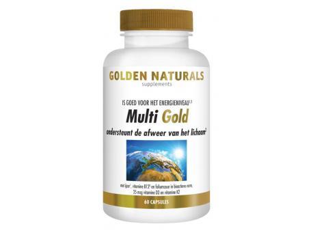 Golden Naturals Multi strong 60vc
