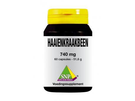 SNP Haaienkraakbeen 740 mg 60cap