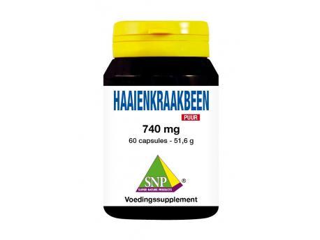 SNP Haaienkraakbeen 740 mg puur 60cap