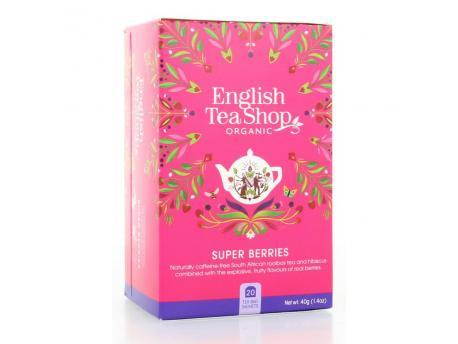English Tea Shop Super berries 20bt