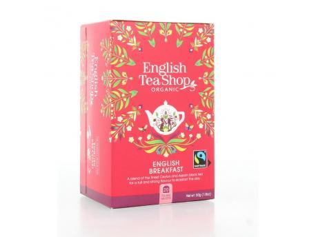 English Tea Shop English breakfast 20bt