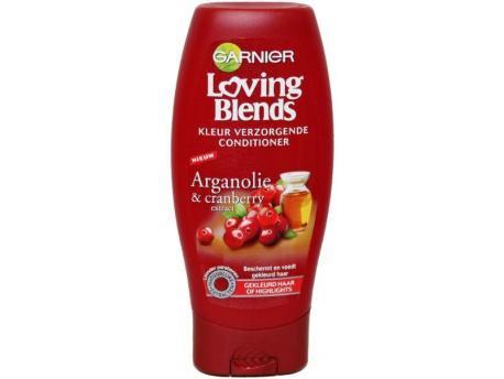 Garnier Loving blends conditioner cranberry argan 200ml
