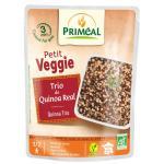 Primeal Le Petit Veggie Quinoa cooked trio 220g