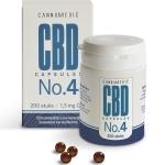 Cannamedic CBD Capsules No 4 200cap