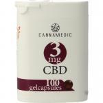 Cannamedic CBD Capsules nr 8 3 mg 100cap