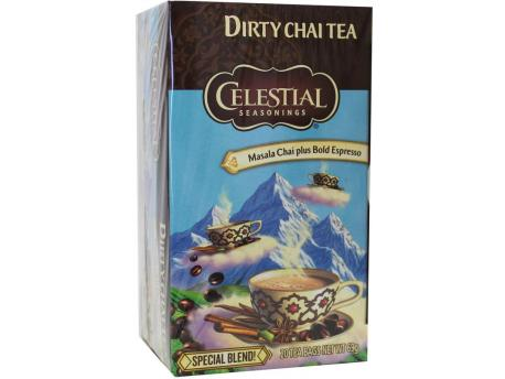 Celestial Season Dirty Chai Tea 20st