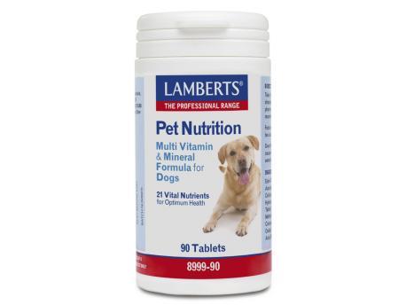 Multi formule voor hond