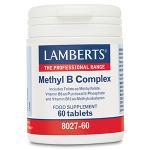 Lamberts Methyl B complex 60tab