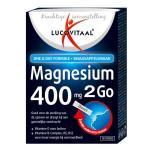 Lucovitaal Magnesium 400 2go 10sach