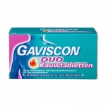 Gaviscon Duo Tablets 24kt