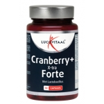Lucovitaal Cranberry+ xtra forte 30cap