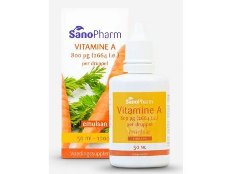 Sanopharm Emulsan A 50ml