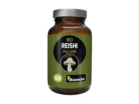 Hanoju Bio reishi paddenstoelen 400 mg 150vc
