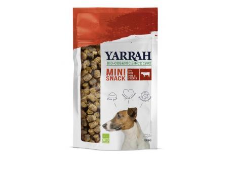 Yarrah Snack mini-bites 100g