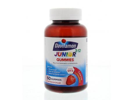 Davitamon Junior gummies multi 60st