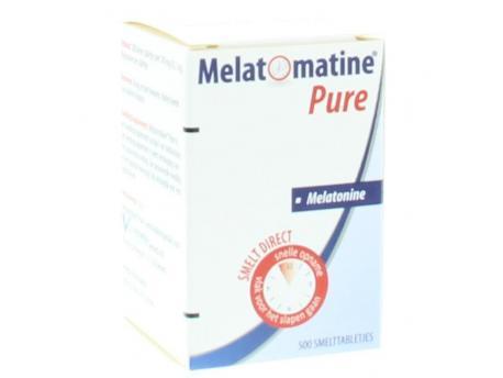Vemedia Melatomatine pure melatonine 0,1 mg 500tab