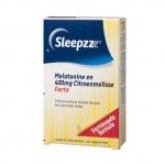 Sleepzz Melatonine citroenmelisse 50tab