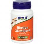 NOW Probiotics-10 ap 25 billion 50vc