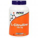 NOW L-Citrulline 750 mg 180vc