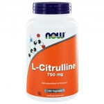 NOW L-Citrulline 750 mg 180vc