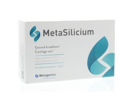 Metagenics Metasilicum 45tab