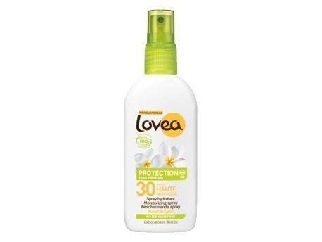 Lovea Bio sun spray SPF30 125ml