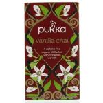 Pukka Vanille chai tea 20st