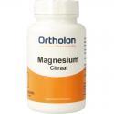 Ortholon Magnesium citraat 60vc