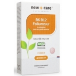 New Care B6 B12 folic acid 60tab