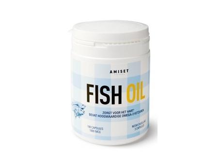 Amiset Fish oil 100cap