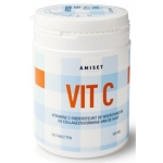 Amiset Vitamin C Rosehip Flavonoid 100tab