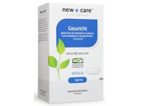 New Care Gewricht 120tab