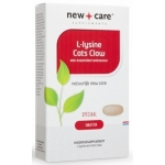 New Care L-Lysine and cats claw 120tab