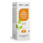 New Care Vitamine D3 druppels waterbasis 25ml