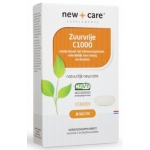 New Care Vitamine C 1000 zuurvrij 30tab