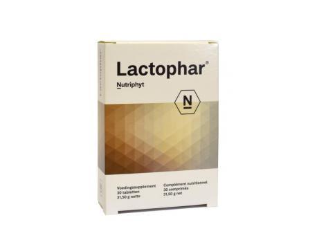 Lactophar Nutriphyt 30tab