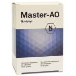 Nutriphyt Master-AO 60tab (nieuwe verpakking)
